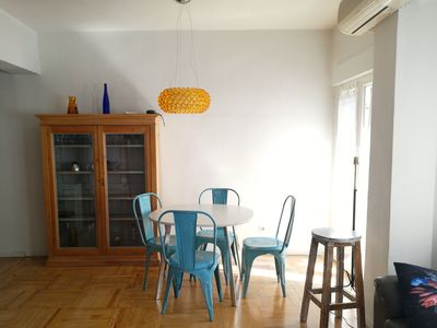 Photo for Bright, 2 bedrooms flat in Madrid's city centre