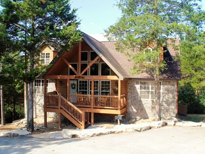 Photo for 4BR/4BA BRANSON CABIN by SILVER DOLLAR CITY, We Pay The CLEANING FEES!!!!!