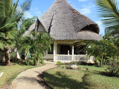 Photo for Stunning villa Twiga in African style with Wi-Fi
