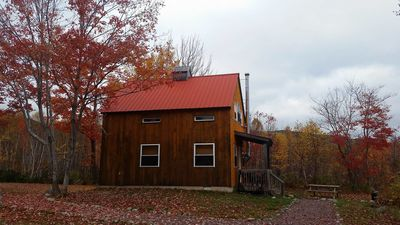 Photo for 2BR Chalet Vacation Rental in Englishtown, NS