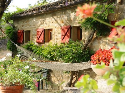 Photo for 18th Century Private Villa in the heart of Tuscany with Pool and fabulous garden