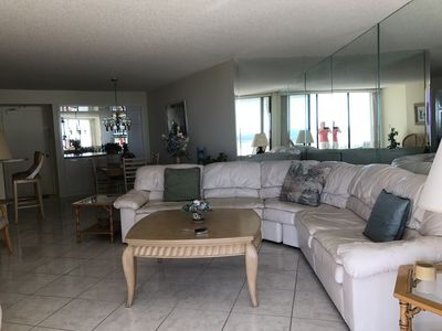 Photo for South Seas Direct Ocean Front Condo-Excellent Southwest Gulf & Beach View