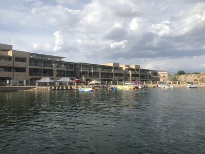 Photo for Lake Front Condo Lake Havasu