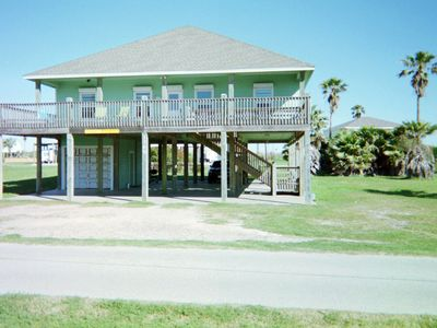 Cheerful Beach House On Bolivar Peninsula The Texas Gulf Coast