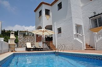 Photo for Comfortable And Charming Villa With Private Pool And Fantastic Sea Views