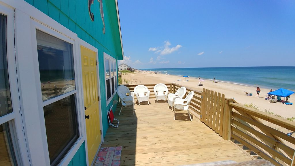 This Dog Friendly Outer Banks Vacation Rental Cottage