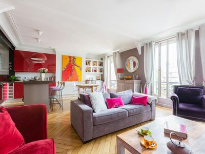 Photo for Place Bienvenüe - luxury 3 bedrooms serviced apartment - Travel Keys