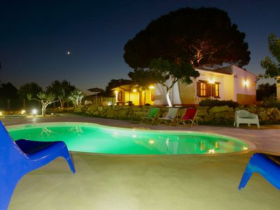Photo for 2 PINES VILLA OVERLOOKING THE GULF OF CASTELLAMMARE