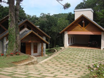 Photo for 4BR Chateau / Country House Vacation Rental in Monte Verde, MG
