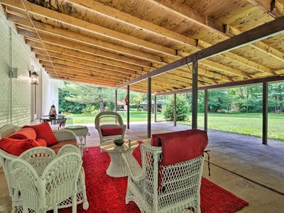 Renovated Home on Watauga River, By Boat Ramp