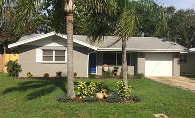 Photo for Newly Remodeled 3 Bedroom, 2.5 Bath house, Steps from Flagler Ave and Beach