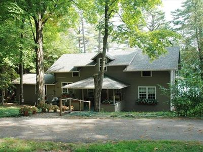 Upscale Adirondack Property on Lake Champlain