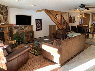 Photo for Swiss Mountain Townhouse #6 - In Town, WiFi, Washer/Dryer / Pet Friendly