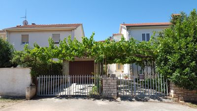 Photo for The apartment is located in Valbandon in family houses, in a...