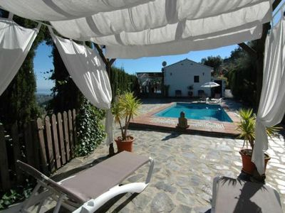 Photo for Holiday house Frigiliana for 4 persons with 2 bedrooms - Holiday house