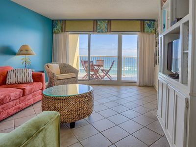 Photo for !!!! NEED SAND BETWEEN YOUR TOES??? Driftwood Towers 6B. Right on the Beach