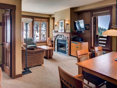 Photo for Village at Squaw Valley, Large 2BR 2BA, Ski-in Ski-Out - NEW!