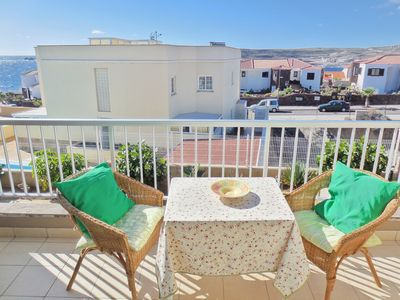 Photo for Comfortable apartment in the sunny Poris, everything available, Pool, Wifi, close to the beach