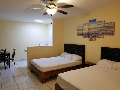 Photo for 2 double beds Kitchenette - Sol y Suenos Playa Hermosa, Costa Rica