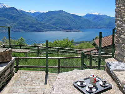 Photo for Vacation home Baita Matilde  in Musso (CO), Lake Como - 4 persons, 1 bedroom