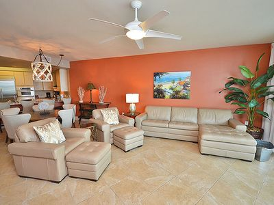 Photo for NEW DECOR - Great Views of the Bay - 3 King Bed Suites - 1PM Check in Option