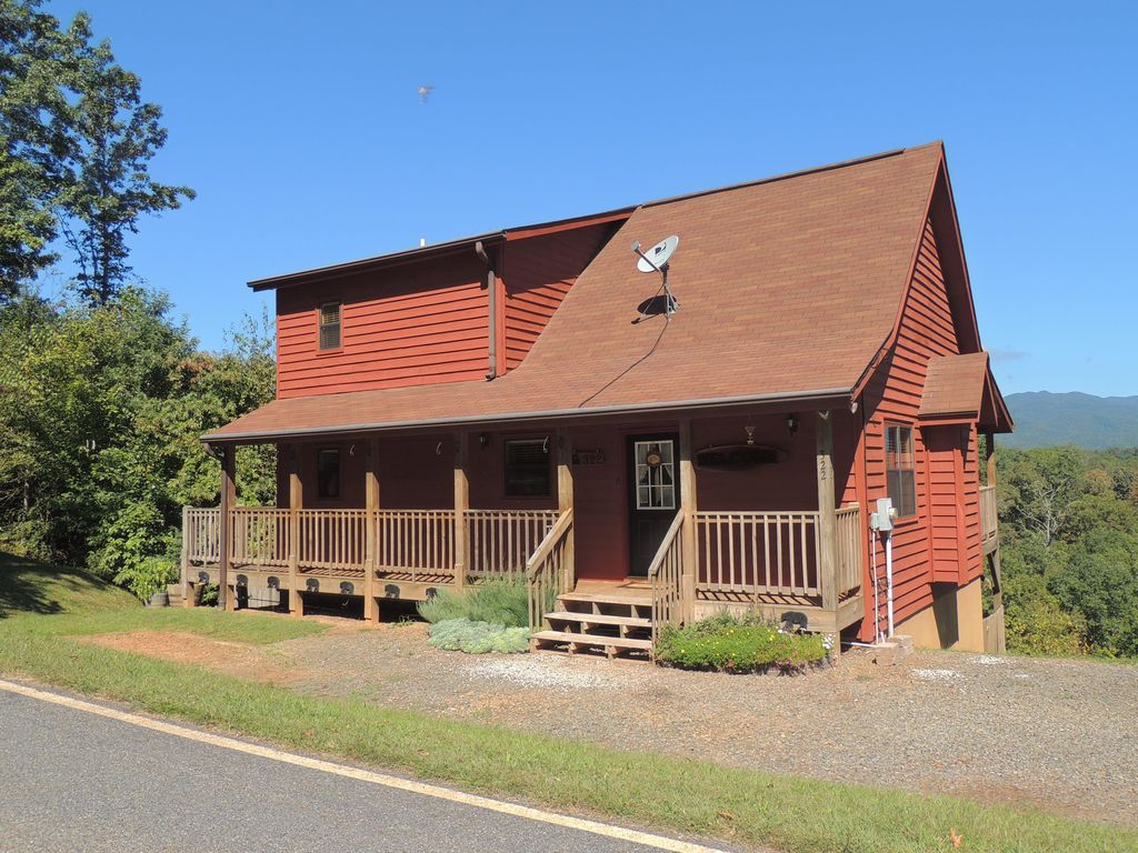 thanksgiving cabins the holiday your country reasons view mountain spending their cabin why from with in nc top rentals celebrate by a breathtaking at pin murphy should shares family