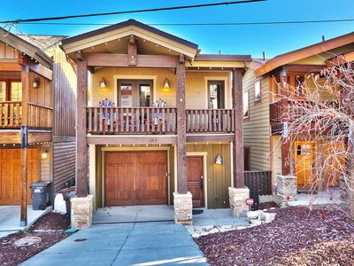 Photo for Up to 25% Off! 1114 Lowell Walk to PCMR Base & Old Town Park City + Free Bus