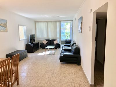 Photo for 4BR Apartment Vacation Rental in Netanya