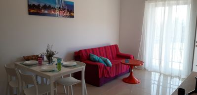 Photo for Mare - Brand new super comfy apartment with garden terrace
