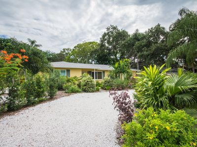 Photo for Peaceful Garden Oasis 2 Miles From #1  Beach In The USA