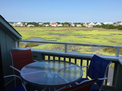 Photo for Beautiful Marsh & Oceanviews.NO MINIMUM STAY REQUIRED!!