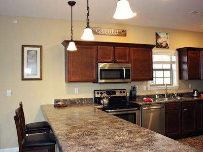 Photo for Luxurious 3 BR/2 BA Walk In Condo Next to Silver Dollar City/ Indoor Pool