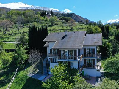 Photo for Tower House - Apartment 8 / 12p Collet Blanc - Mountain