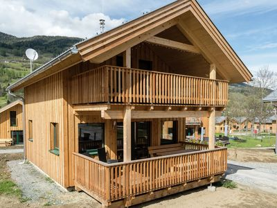 Photo for Luxury chalet at the foot of the Kreischberg piste