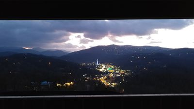Sensational View: Gatlinburg's Best View! Gorgeous Custom Home Minutes from Town
