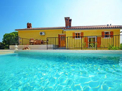 Photo for LAST MINUTE -30%! Private villa with spectacular sea views