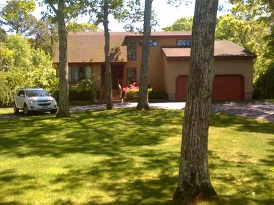 Photo for Beautiful 4 Bedroom House on large property in private area with pool .