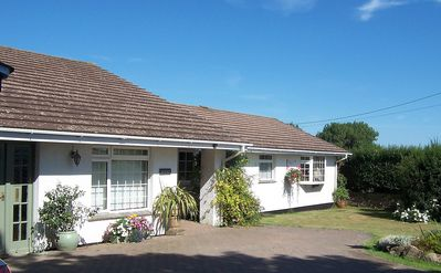 Photo for Beautiful, spacious homely property, Nr Padstow with lovely gardens & parking.