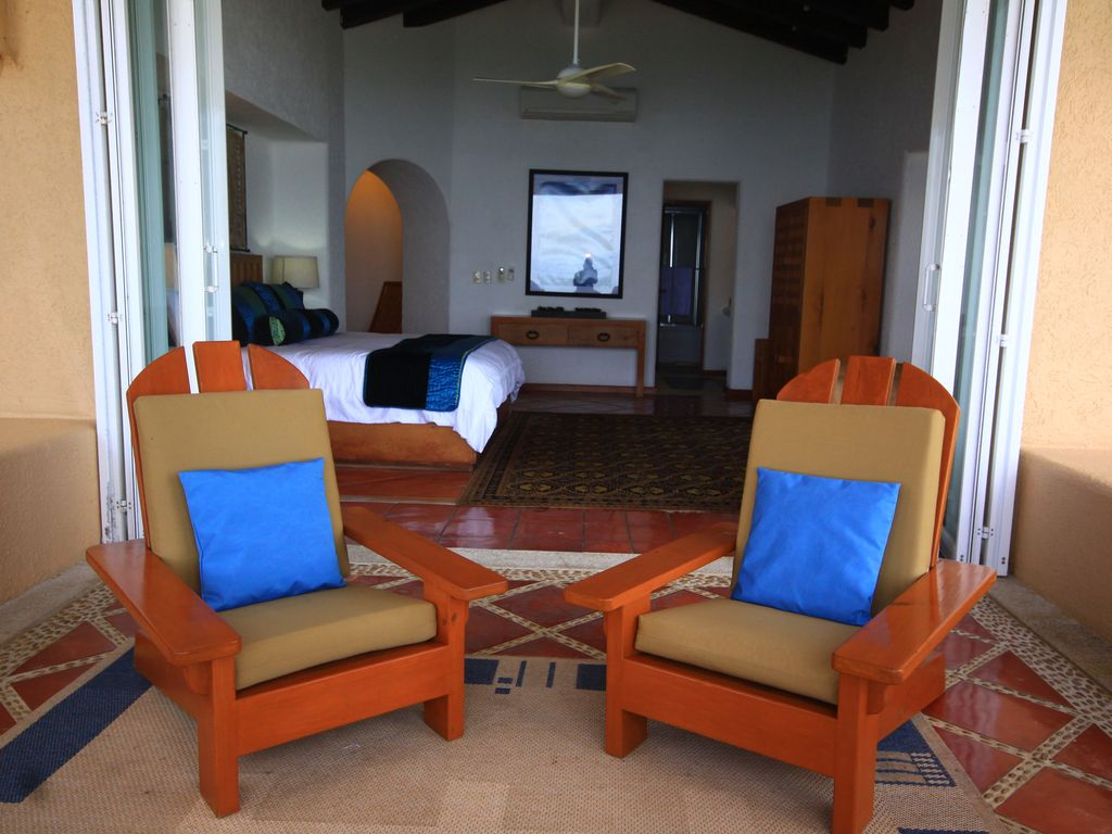 Best villa value on Beach - less than $100/day per guest!