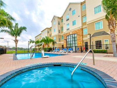 Photo for Equipped King Suite | Free Daily Breakfast, Pool + Business Center