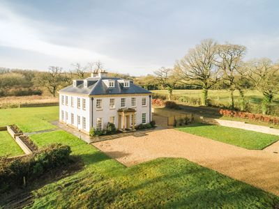Photo for 7BR House Vacation Rental in South Cheriton, Somerset