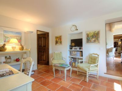 Photo for House in the center of Saint-Rémy-de-Provence with Internet, Washing machine, Pool, Balcony (560932)