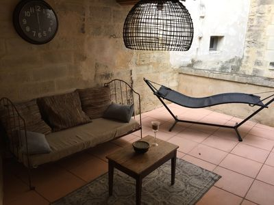 Photo for Apartment in town center with privative terrace of 30 m2