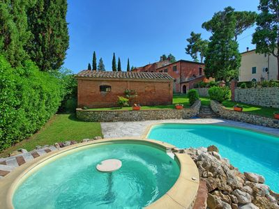 Photo for Villa Poggigialli – Country house in Toscana