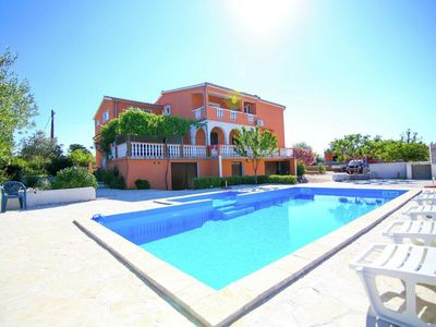 Photo for Apartments Matea with private POOL!! (For 14 person) New!