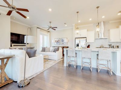 Photo for Prominence townhome w/ private patio & shared pool/gym/beach shuttle!