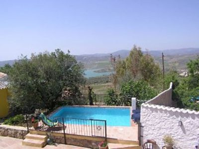 Photo for Casita 1 and 2 :  5 Bed, Sleeps 10  Relax by the pool overlooking the lake!