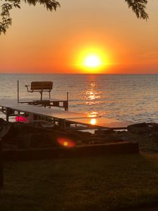We welcome you to enjoy Door County and the beauty of our lake home.