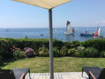 Photo for APARTMENT EXCEPTIONAL PANORAMIC SEA VIEW - Direct access