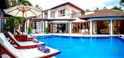 Photo for Villa Buffalo Moon is a Thai style Villa with a private pool.
